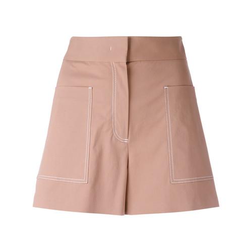 M MISSONI Contrast Stitching Shorts