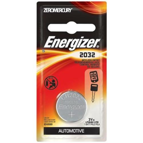 Energizer 2032 3V Keyless Lithium Coin Battery 2032KEBP