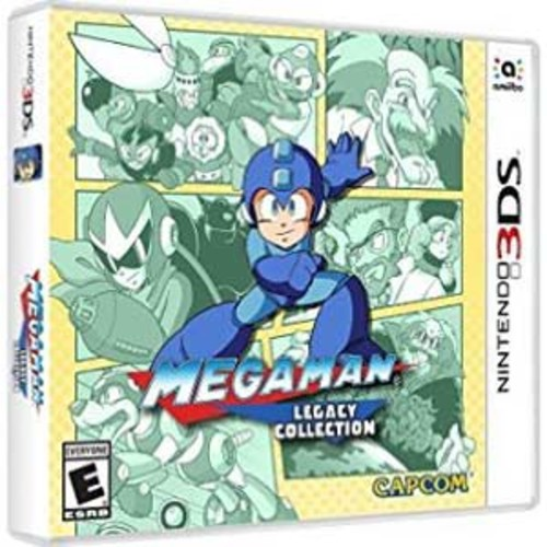 CAPCOM Mega Man Legacy Collection - Nintendo 3DS