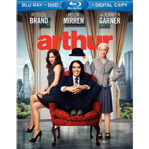 Arthur (Blu-ray + DVD + Digital Copy)