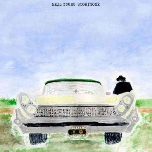 Storytone [CD]