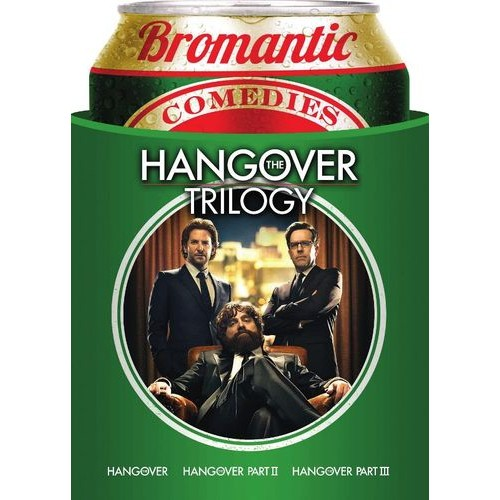 The Hangover Trilogy [2 Discs] [DVD]