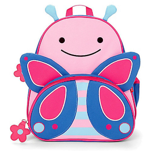 SKIP*HOP Zoo Pack Little Kid Backpack in Butterfly