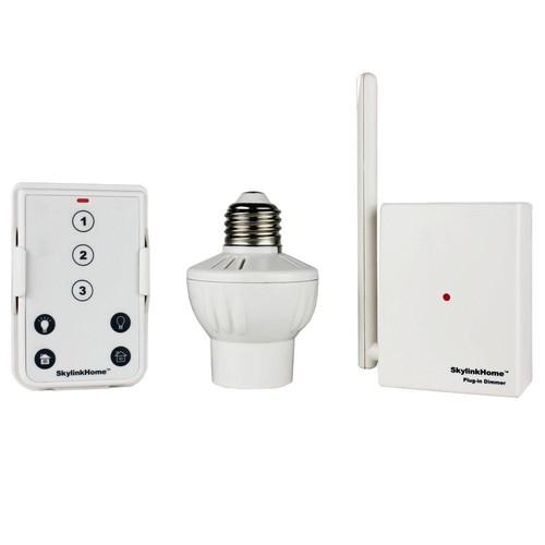 SkyLink 300-Watt Plug-In Rocker CFL-LED Dimmer Lighting Kit