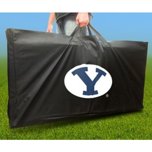 AJJCornhole NCAA Cornhole Carrying Case; BYU Cougars