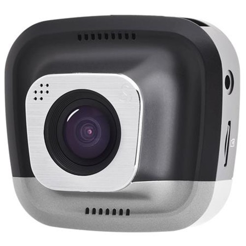 Drive HD Dual Channel Dash Cam with Bluetooth Smart Enabled GPS and iRadar Alerts, 1080x720
