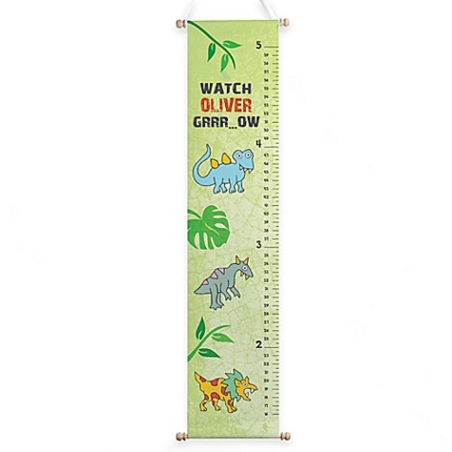 Watch Him Grow Growth Chart