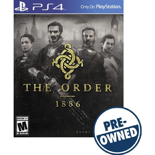 The Order: 1886 - PRE-OWNED - PlayStation 4
