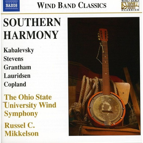Southern Harmony [CD]