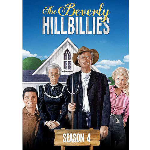 The Beverly Hillbillies: The Official Fourth Season (Walmart Exclusive)