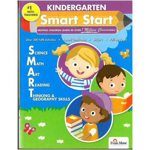 Kindergarten Smart Start Workbook