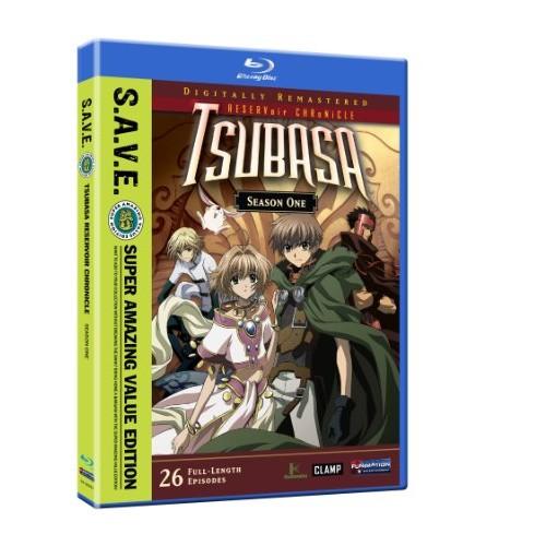 Tsubasa: RESERVoir CHRoNiCLE - Season 1 Boxed Set