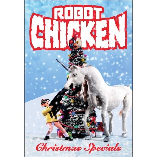 Robot Chicken: Christmas Specials [DVD]