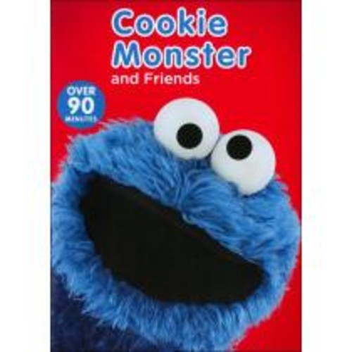 Sesame Street: Cookie Monster and Friends [DVD]