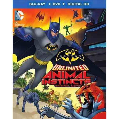 Batman Unlimited: Animal Instincts (Blu-ray Disc)