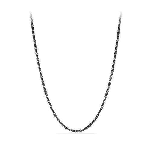 'Chain' Box Chain Necklace