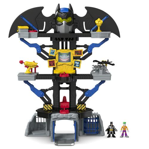 Imaginext DC Super Friends Transforming Batcave