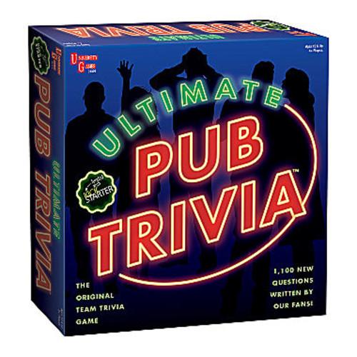University Games Ultimate Pub Trivia Game