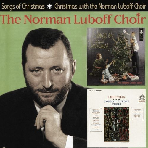 Christmas With Norman Luboff Choir CD