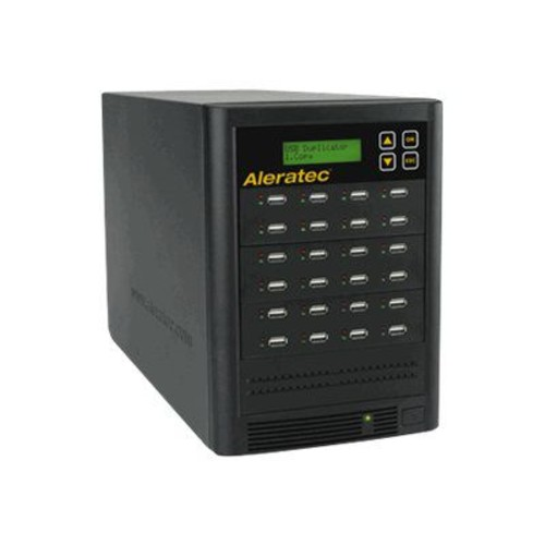 Aleratec 1:23 USB HDD Copy Tower SA, USB Drive Duplicator (13854896)