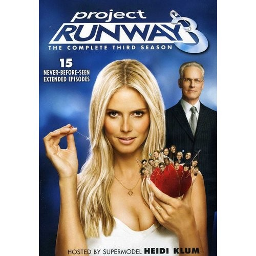Project Runway: The Complete Third Season [4 Discs] [DVD]