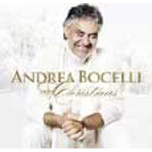 My Christmas [Deluxe Edition] Andrea Bocelli Audio Compact Disc