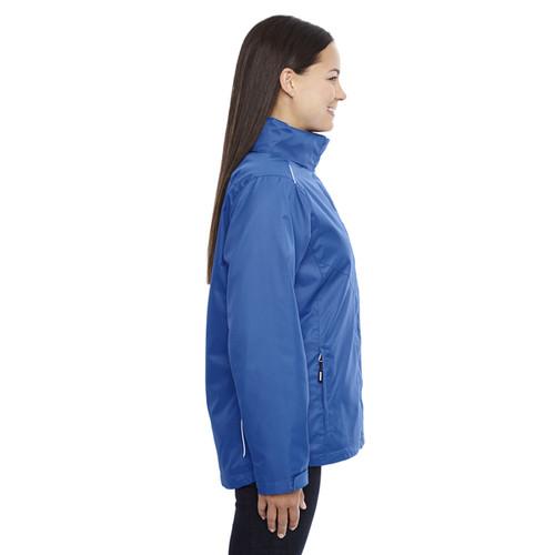 Women's 428 Region True Royal Three-in-one Jacket With Fleece Liner [option : 3XL]