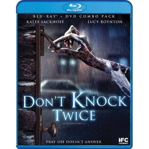 Don't Knock Twice [Blu-Ray] [DVD]