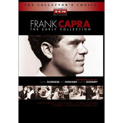 Frank Capra: The Early Collection [5 Discs] [DVD]
