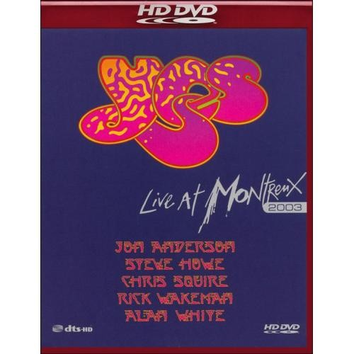 Yes: Live at Montreux 2003 - HD-DVD