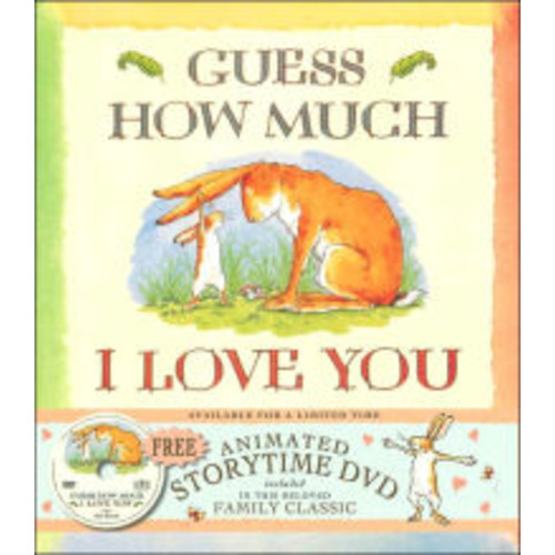 Guess How Much I Love You and Story Time Dvd