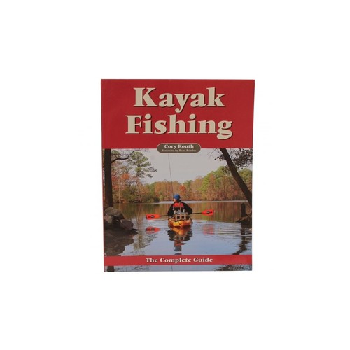 NRS Kayak Fishing - The Complete Guide Book 65041.01.100,
