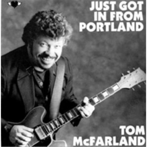 Just Got in from Portland [CD]