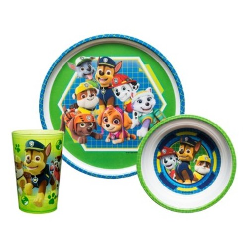 Dinnerware Set Zak Multi-colored Dogs