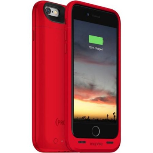 mophie juice pack Air for iPhone 6 (2,750mAh) - Red