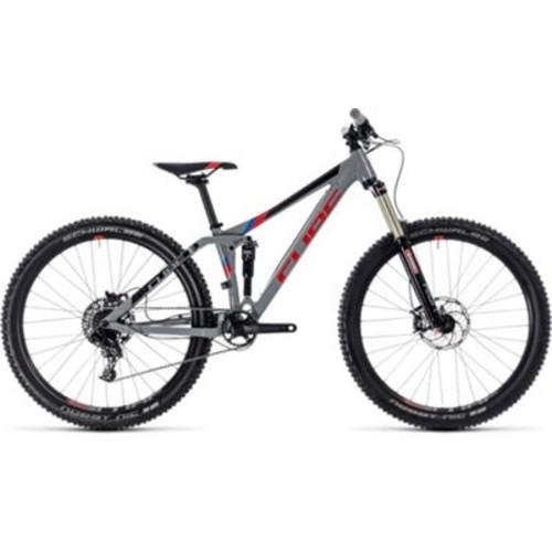 Cube Stereo 140 Youth Mountain Bike 2018 [WheelSize : 27.5