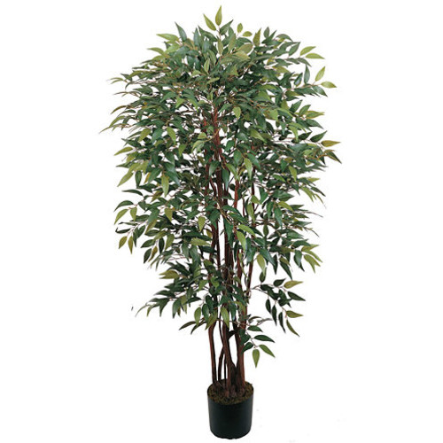 Nearly Natural 4-ft. Smilax Faux-Silk Tree
