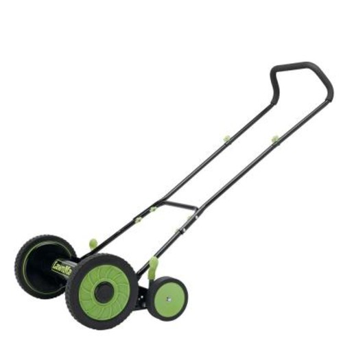 Lawnmaster 16 in. Walk-Behind Reel Manual Push Mower