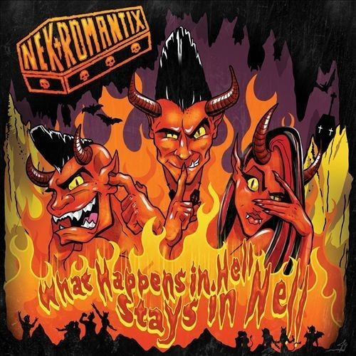 What Happens in Hell, Stays in Hell! [CD]