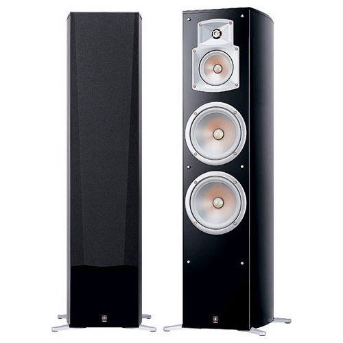 Yamaha 3-Way Floor Standing Speaker with 8