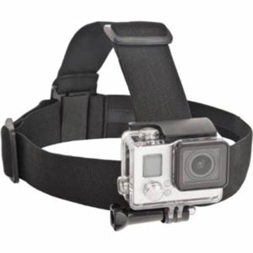 Bower Xtreme Action Series Elastic Head Strap for GoPro