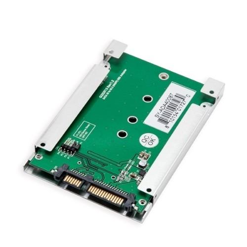 Syba M.2 SSD To SATA III 2.5-Inch Enclosure Adapter