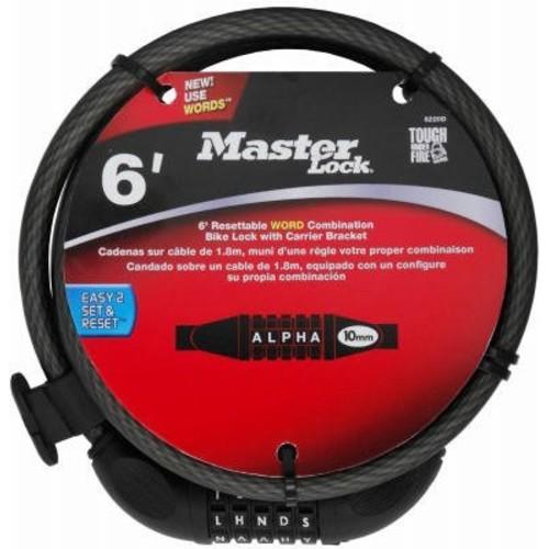 Master Lock 8220D 6' X 3/8