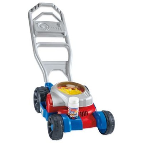 Fisher-Price Bubble Mower in Red/Blue