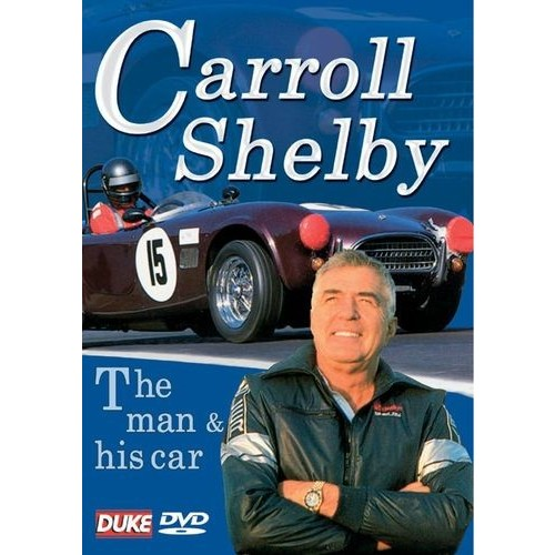 Carroll Shelby [DVD] [1990]