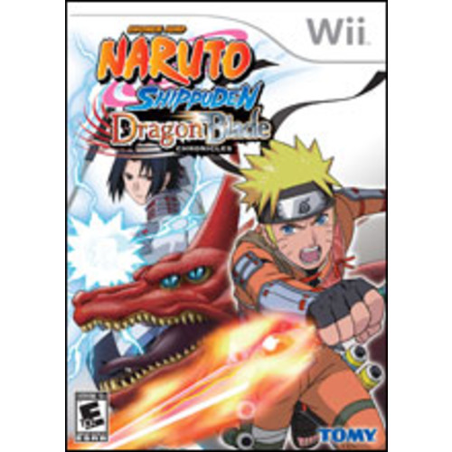 Naruto Shippuden: Dragon Blade Chronicles [Pre-Owned]