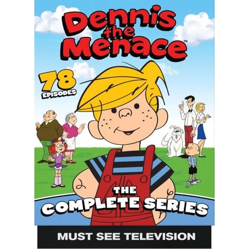 Dennis the Menace: The Complete Series [9 Discs] [DVD]