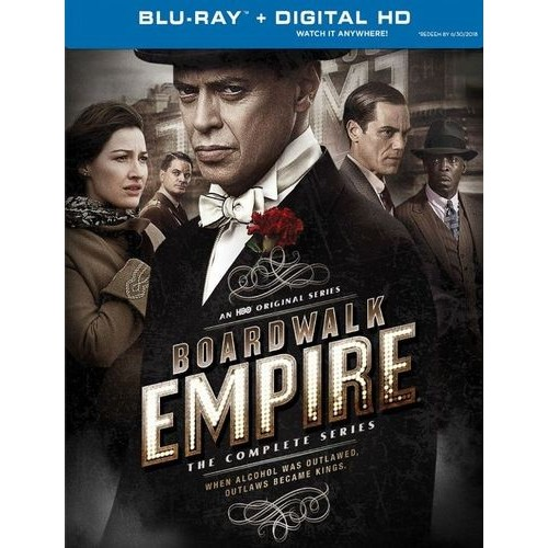Boardwalk Empire: Complete Series [19 Discs] (Blu-ray Disc)