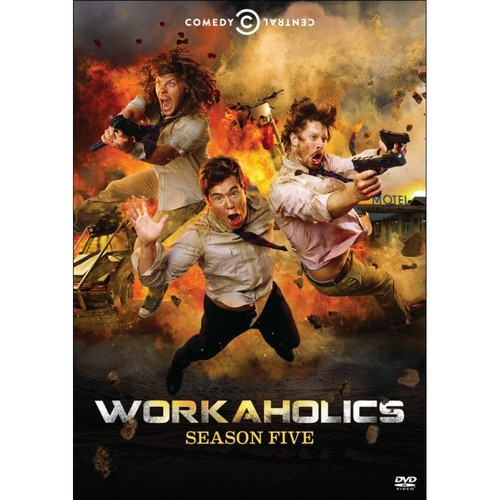Workaholics: Season Five [2 Discs] [DVD]