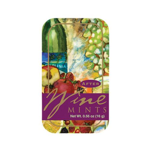 AmuseMints Wine Mints, 24 tins